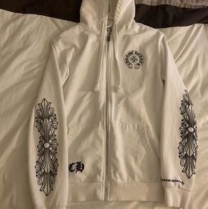 Chrome Hearts Hoodie Zip Up (small)